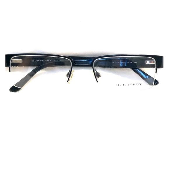 c716912e84f Burberry b1110 1001 men s designer frames
